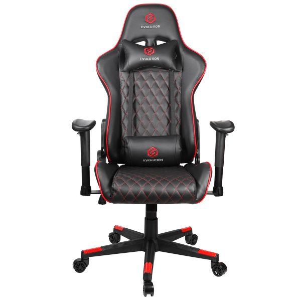 Кресло EVOLUTION TACTIC 1 BLACK-RED