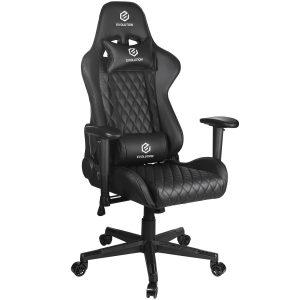 Кресло EVOLUTION TACTIC 1 BLACK