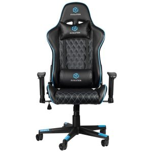 EVOLUTION TACTIC 1 BLACK-BLUE